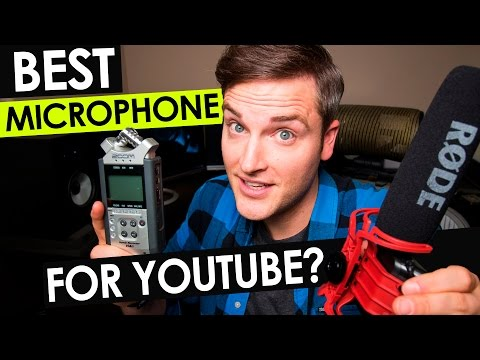 Best Microphone For YouTube Videos?