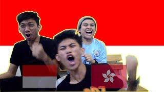 Download Video Indonesia vs Hongkong U23 (3-1) l Asian Games 2018 l Reaction MP3 3GP MP4