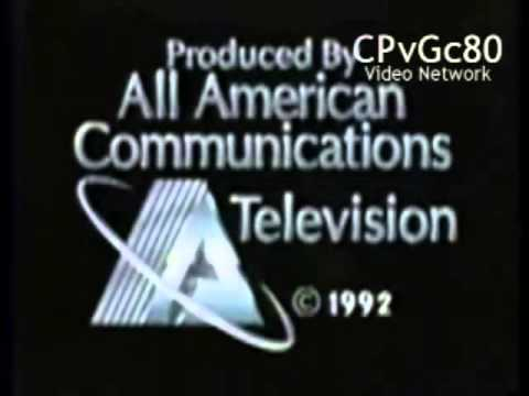 All American Television Logo History