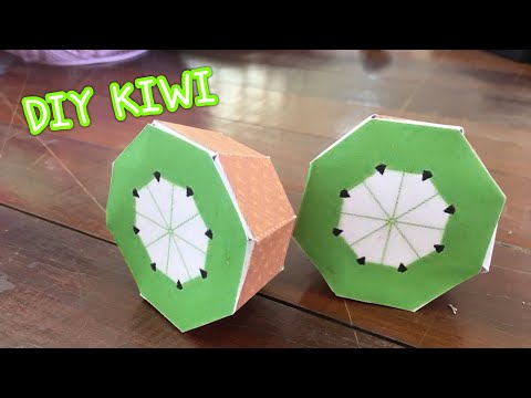 DIY fruity ep.3   kiwi   ดูเพลิน