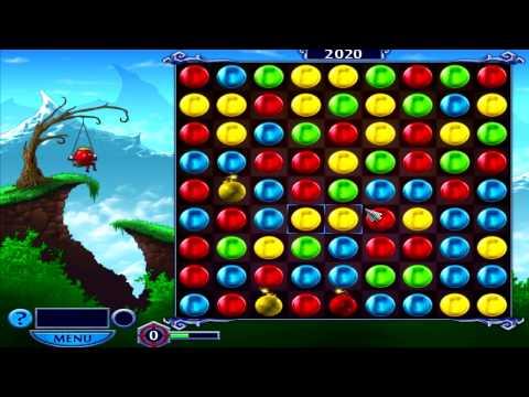 Игра Безумные шары   Gameplay