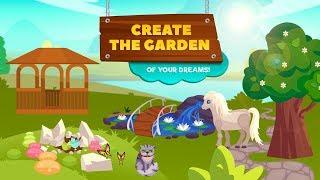 Garden Tycoon - Virtual Gardener Simulator Gameplay Video Android/iOS