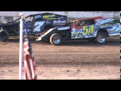 IMCA Mod Heat 2 Seymour Speedway 8/16/15