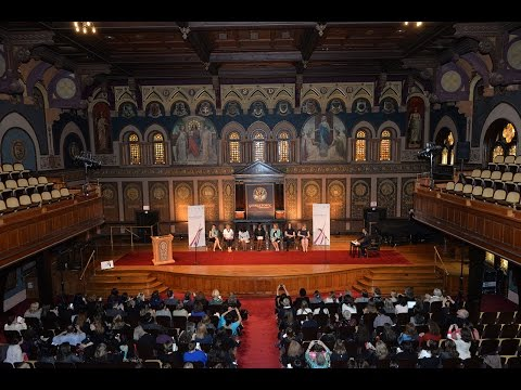 Debate in Gaston Hall | Power Shift 2016: Women and Leadership