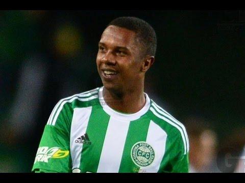 Coritiba 2 x 1 Santos, Melhores Momentos - Série A 21/08/2016