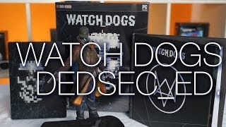 Watch Dogs Limited Edition Unboxing - Unpacked