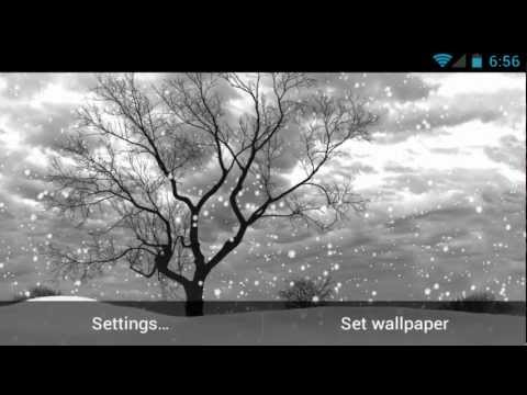 Lonely Tree (Winter) - Android Apps on Google Play