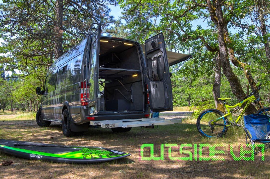 Mercedes Benz Van Sprinter >> OSV Expo - 170 3500 Mercedes Benz Sprinter - YouTube