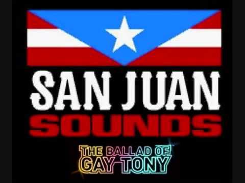 GTA TBoGT San Juan Sound Ivy Queen Dime