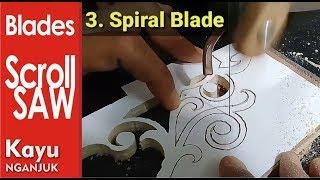 Scroll Saw Pin Blade Pinless Blade & Spiral Blade