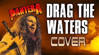 Pantera - Drag The Waters (midi+guitars)