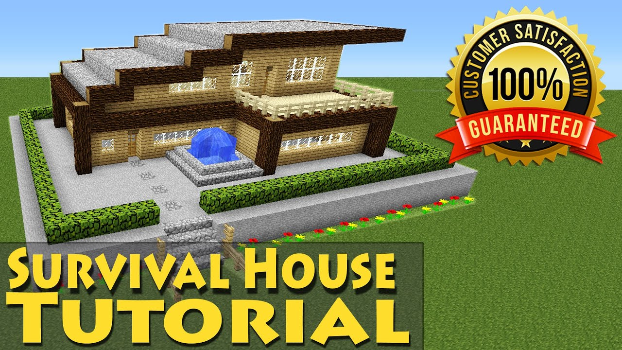 Modern survival house