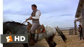 The Big Country (3/10) Movie CLIP - Riding Old Thunder (1958) HD