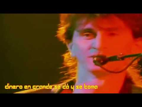 RUSH The Big Money - Subtítulos