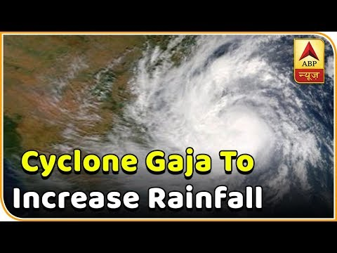 Cyclone Gaja to Increase Rainfall In India | Skymet Weather Report | ABP News