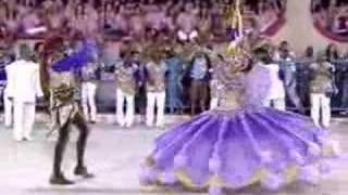 LUCINHA NOBRE E BIRA NO JURADO(MESTRE-SALA E PORTA-BANDEIRA)