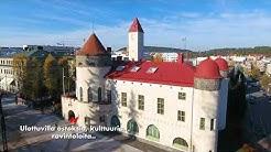 Uusi koti Kuopion keskustassa - Rouvaskartano ja Piispankulma