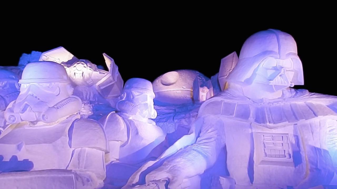 さっぽろ雪まつり 写真動画集 | SAPPORO SNOW FESTIVAL