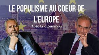 Entretien exceptionnel avec Eric Zemmour