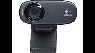 Обзор на веб камеру Logitech С310 обзор