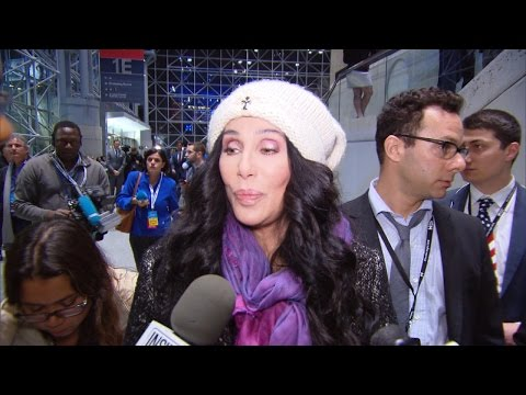 Cher: Donald Trump Winning Presidency Is Like a Death In My Family