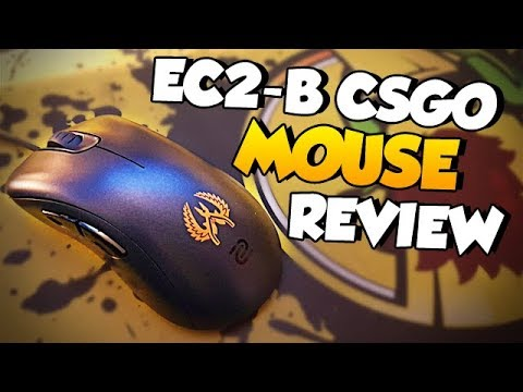Zowie ec2 b cs go version mouse for esports review youtube for Cs go mouse