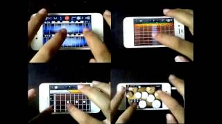 Cover images On Top - The Killers cover using iphone