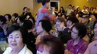 가수김현민-메들리-대서신협축하공연
