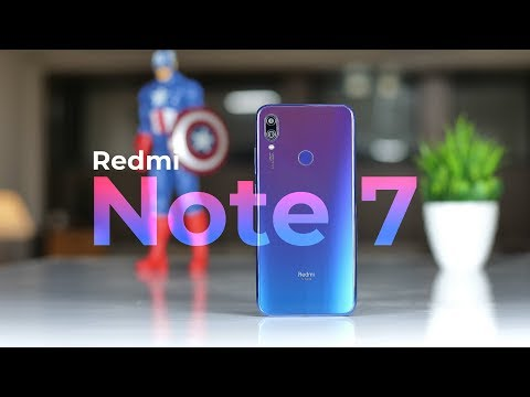 Redmi Note 7 First Impressions: Worth the Wait?