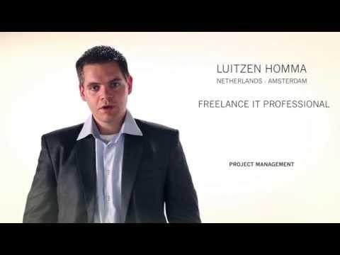 Freelance senior system administrator Luitzen Homma