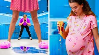 Hamileyim! Komik Hamile Durumları!