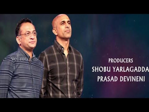 Baahubali Producers AV - Shobu Yarlagadda, Prasad Devineni | MM Keeravaani