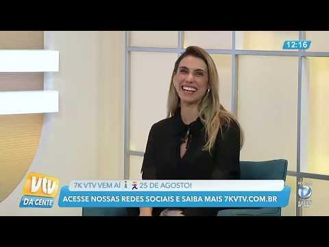 Cardiologista dá dicas de preparação para corrida de rua 7K VTV | 06/08