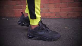 """These surprised me ! Nike Air Max 270 React """"Hip Hop"""" (Dope or Nope) + On Foot"""