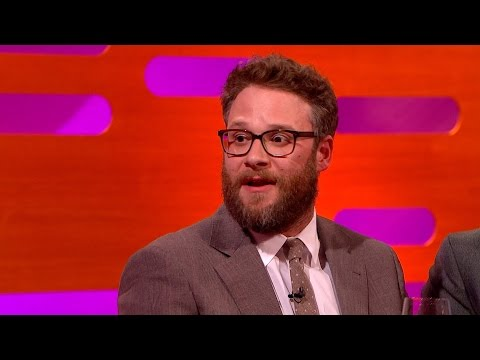 Seth Rogen on working with a real tiger on 'The Interview' - The Graham Norton Show: Episode 6