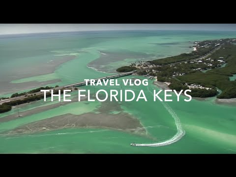 TRAVEL VLOG: KEY WEST & FLORIDA KEYS