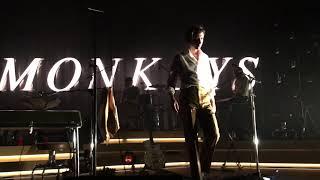 Arctic Monkeys - Lipstick Vogue (Elvis Costello cover) live @ Les Nuits de Fourvière (Lyon / France)