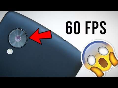 Turn Any Android Camera To  (60 FRAME PER SECOND) Recording Beast!