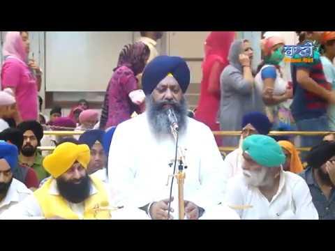 11-Aug-2018-Gyani-Ranjit-Singh-Ji-Head-Granthi-G-Bangla-Sahib-At-Bangla-Sahib-Baani-Ne