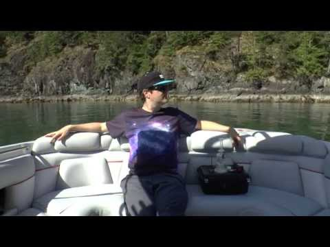 Boat Dabs on the Howe Sound with Bubbleman
