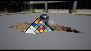 Custom pass material rendering in UE4 - VidVui