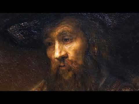 The conservator's eye: Rembrandt's Aristotle with a Bust of Homer