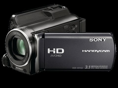 SONY HDR-XR150 WINDOWS 7 DRIVER DOWNLOAD