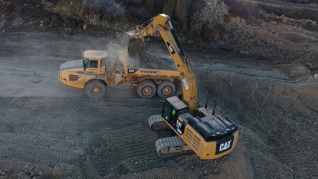 Haynes Excavation Inc Montrose Colorado Moving Mountains for you
