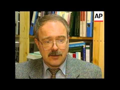 RUSSIA: VLADIMIR ZHIRINOVSKY