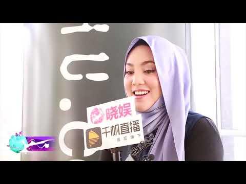 [2018.3.21]Shila Amzah (茜拉) Q & A Interview With eng sub