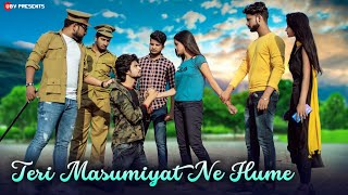Teri Masumiyet Ne Mujhe Banjara Bana Diya | Cute & Sad Love Story | Sad Song | Unknown boy varun