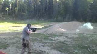 tyler harris sf full auto saiga 12 gauge shotgun 20 round drum ak47 style