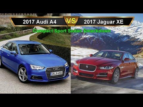 2017 Audi A4 Vs Jaguar XE   Ultimate REVIEW & COMPARISON