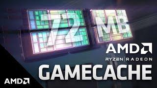 Introducing GameCache on 3rd Gen AMD Ryzen™ Processors